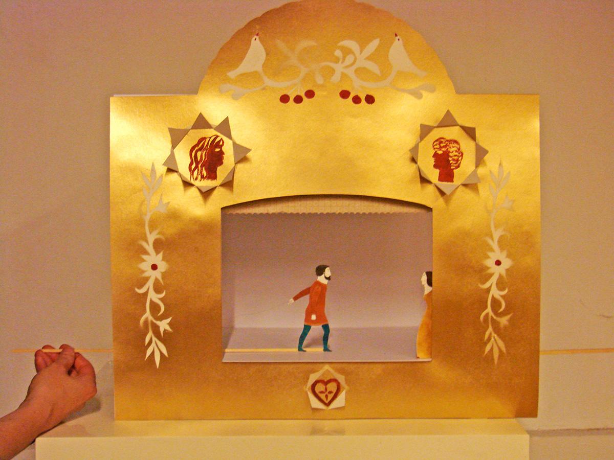 Ilustración Gustavo Puerta y Elena Odriozola