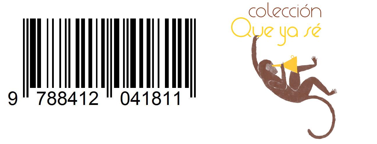 ISBN del libro Ya sé vestirme sola