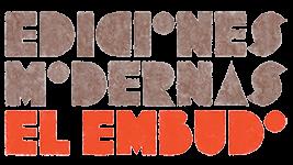 Editorial Modernas el Embudo