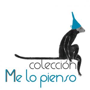 Logotipo Colección Me lo pienso modernas el embudo