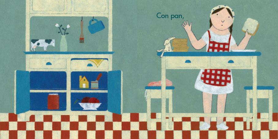 Ilustración el Embudo Elena Odriozola
