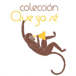 Logotipo Colección Que ya sé modernas el embudo