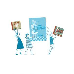 Ilustración oportunidad libros que ya sé