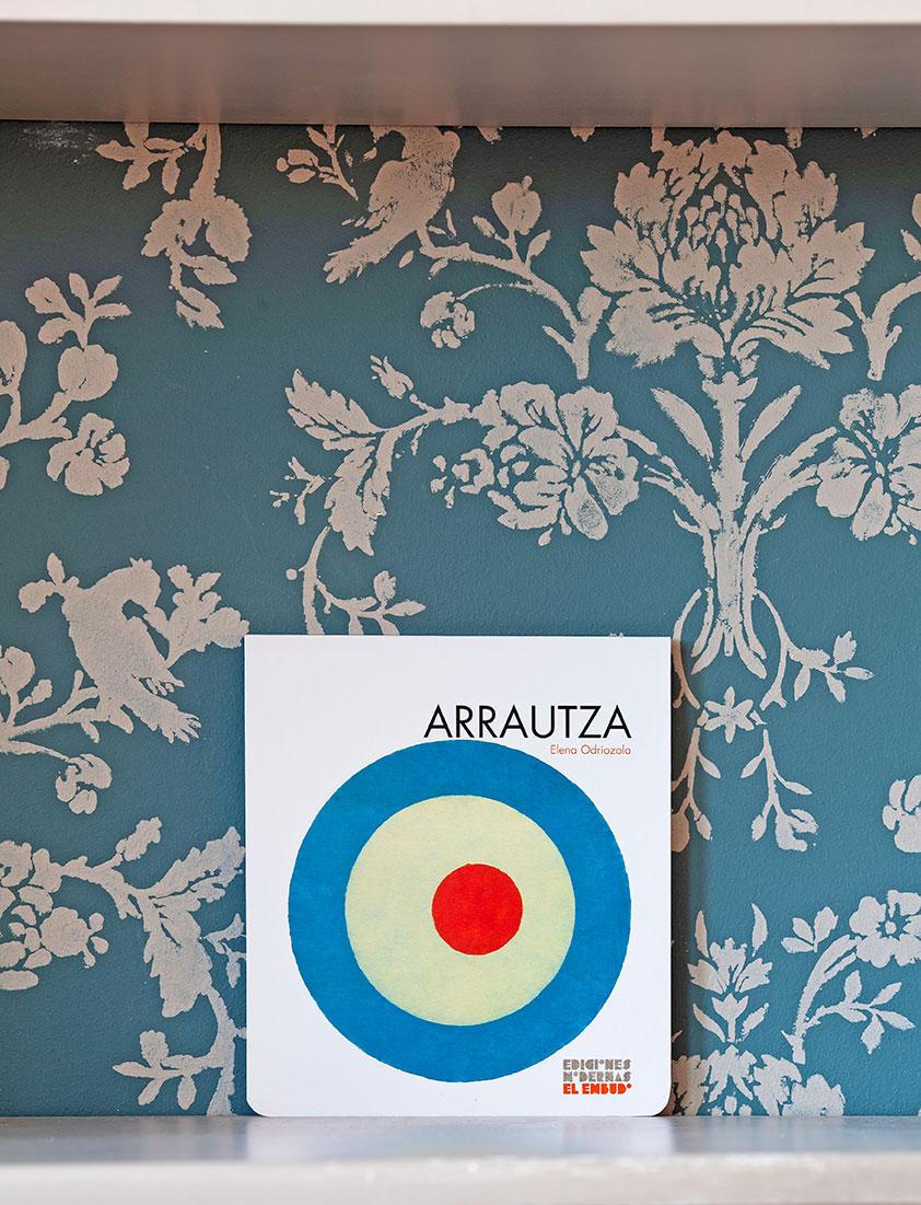 Portada del libro 'Arrautza' de Elena Odriozola