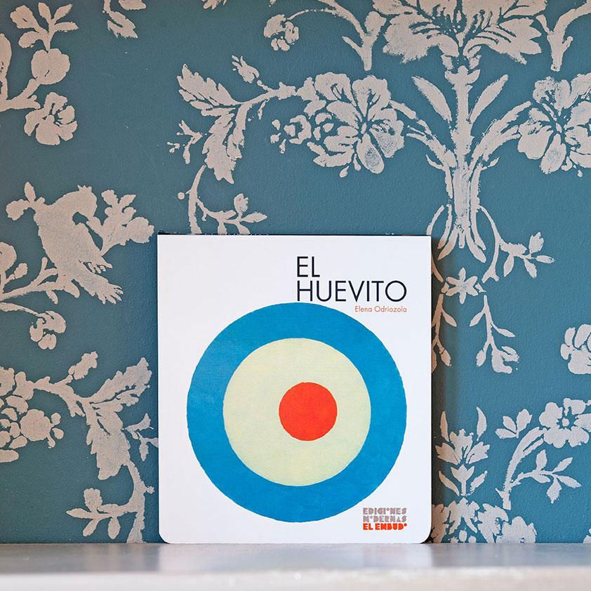 Portada del libro 'El Huevito' de Elena Odriozola