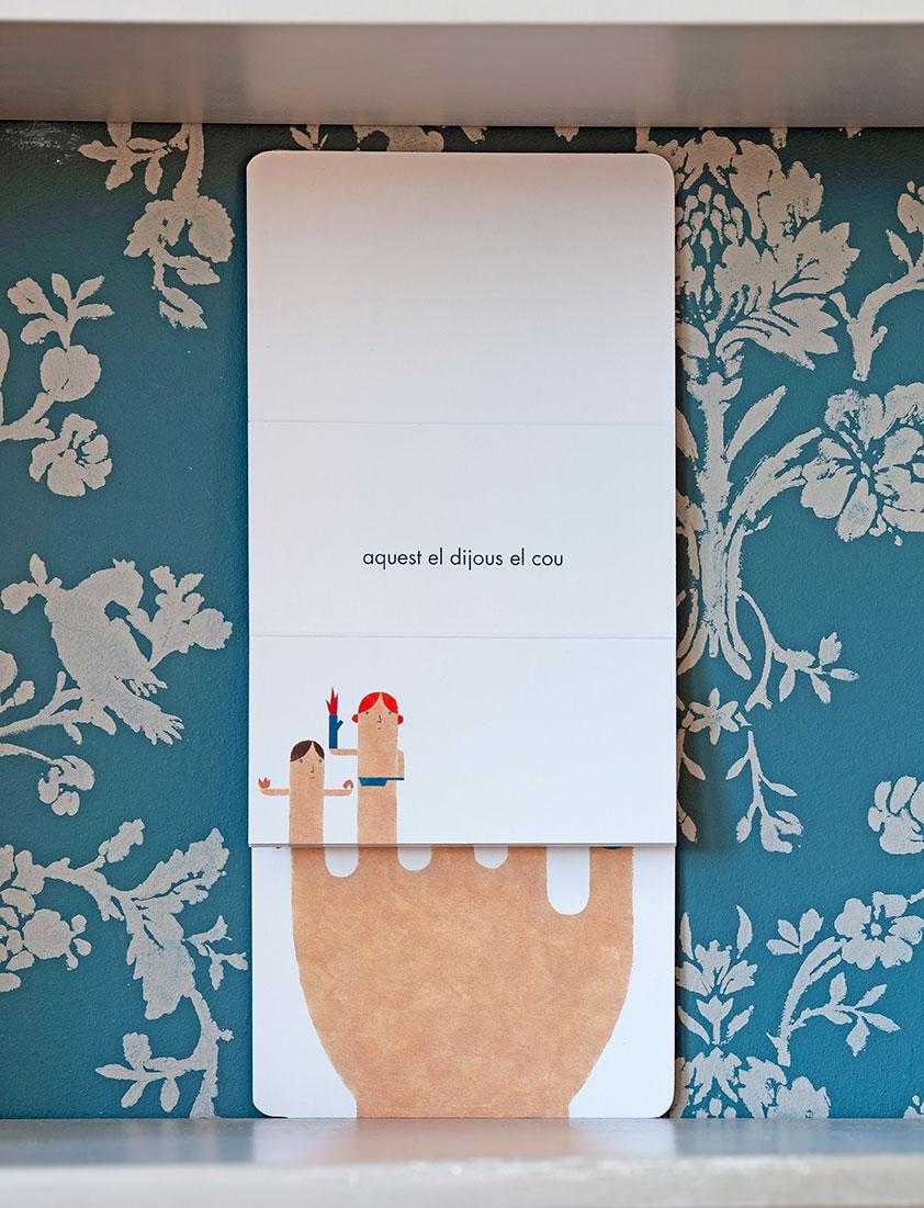 Interior libro 'El diumenge sel menja'