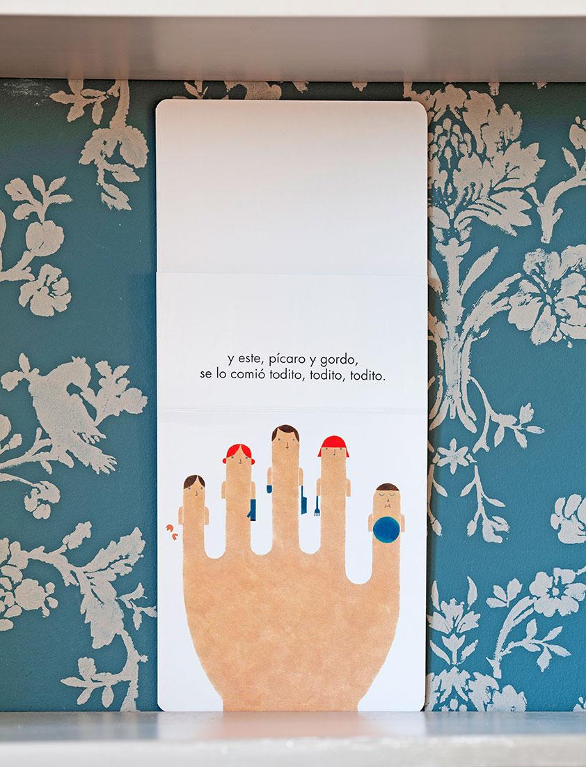 Interior libro El huevito