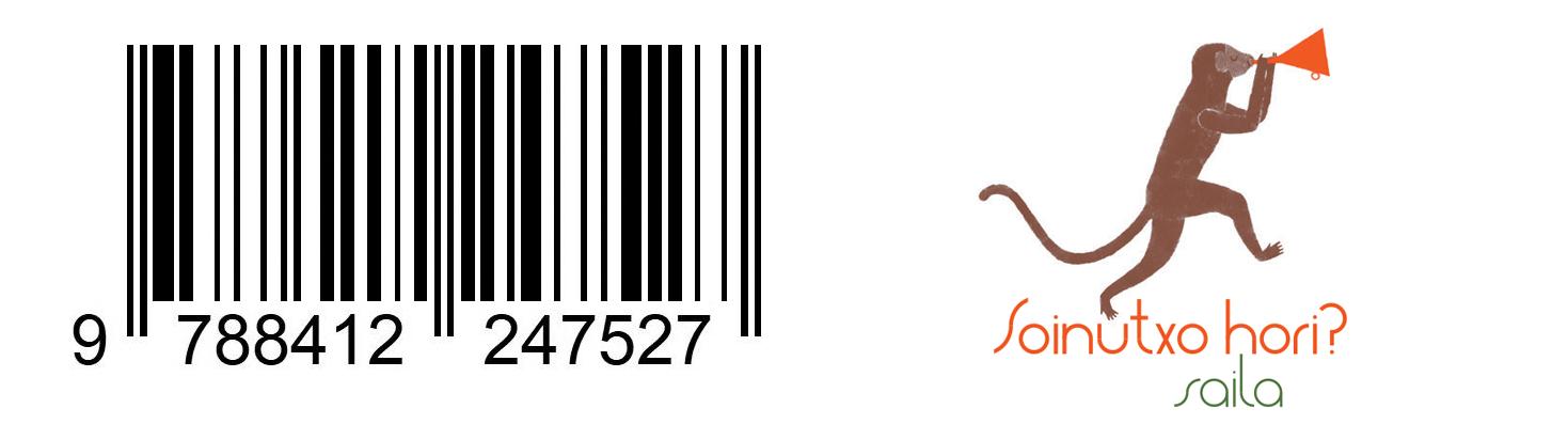 ISBN del libro Arrautza